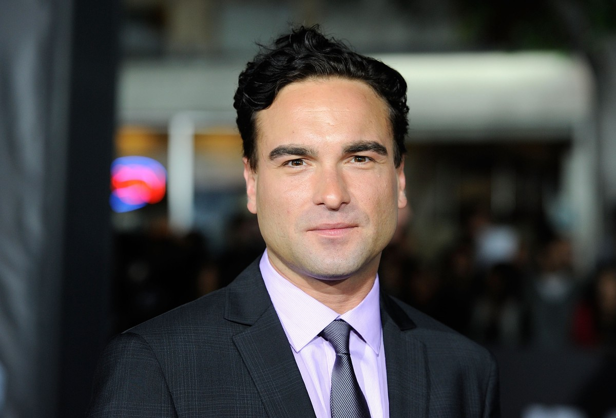 Johnny Galecki = David Healy in Roseanne = Leonard Hofstadter in The Big Bang Theory.